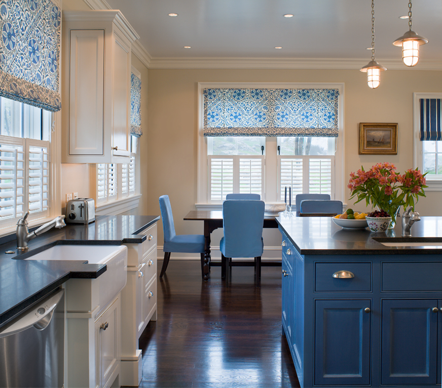 new england kitchen design