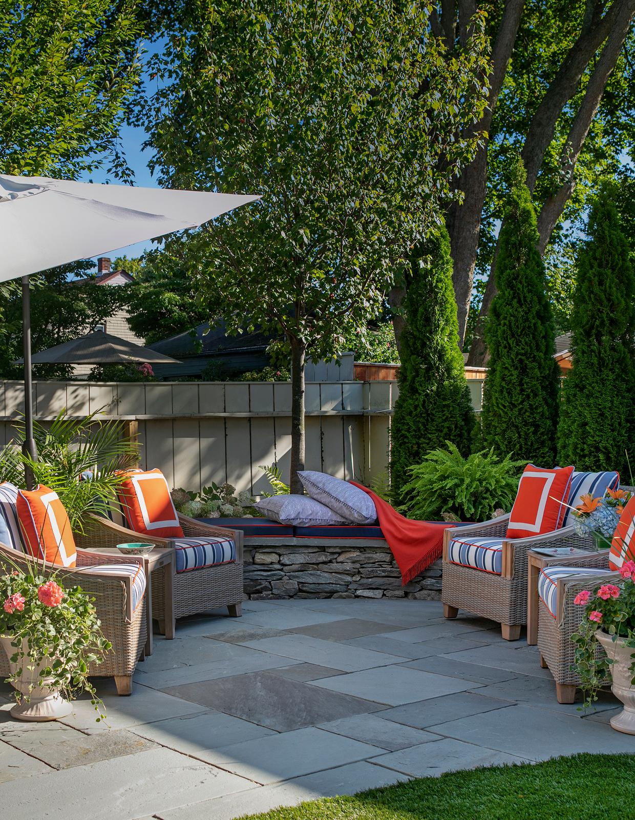 richardson patio seating