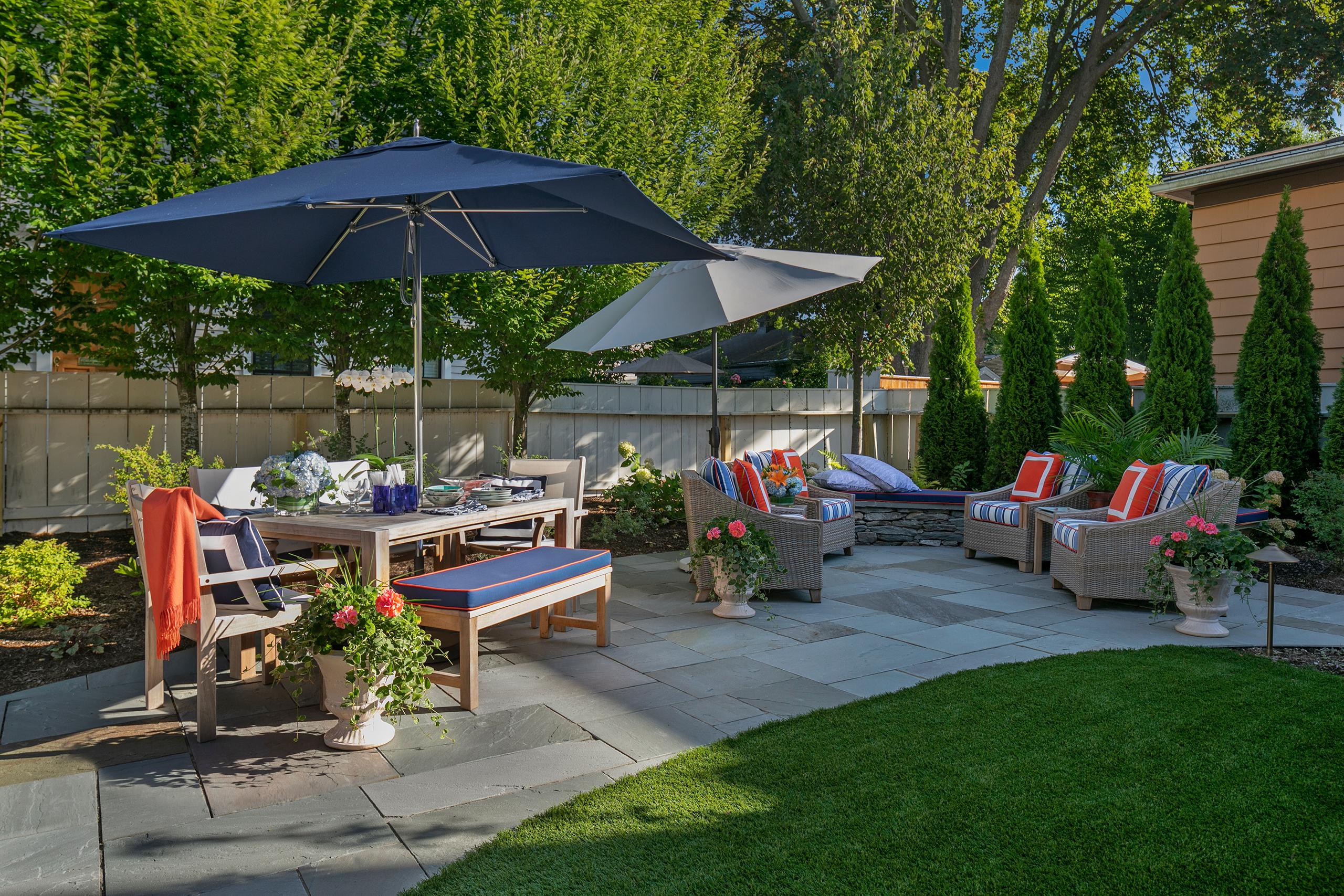 richardson patio design kim kirby interior design