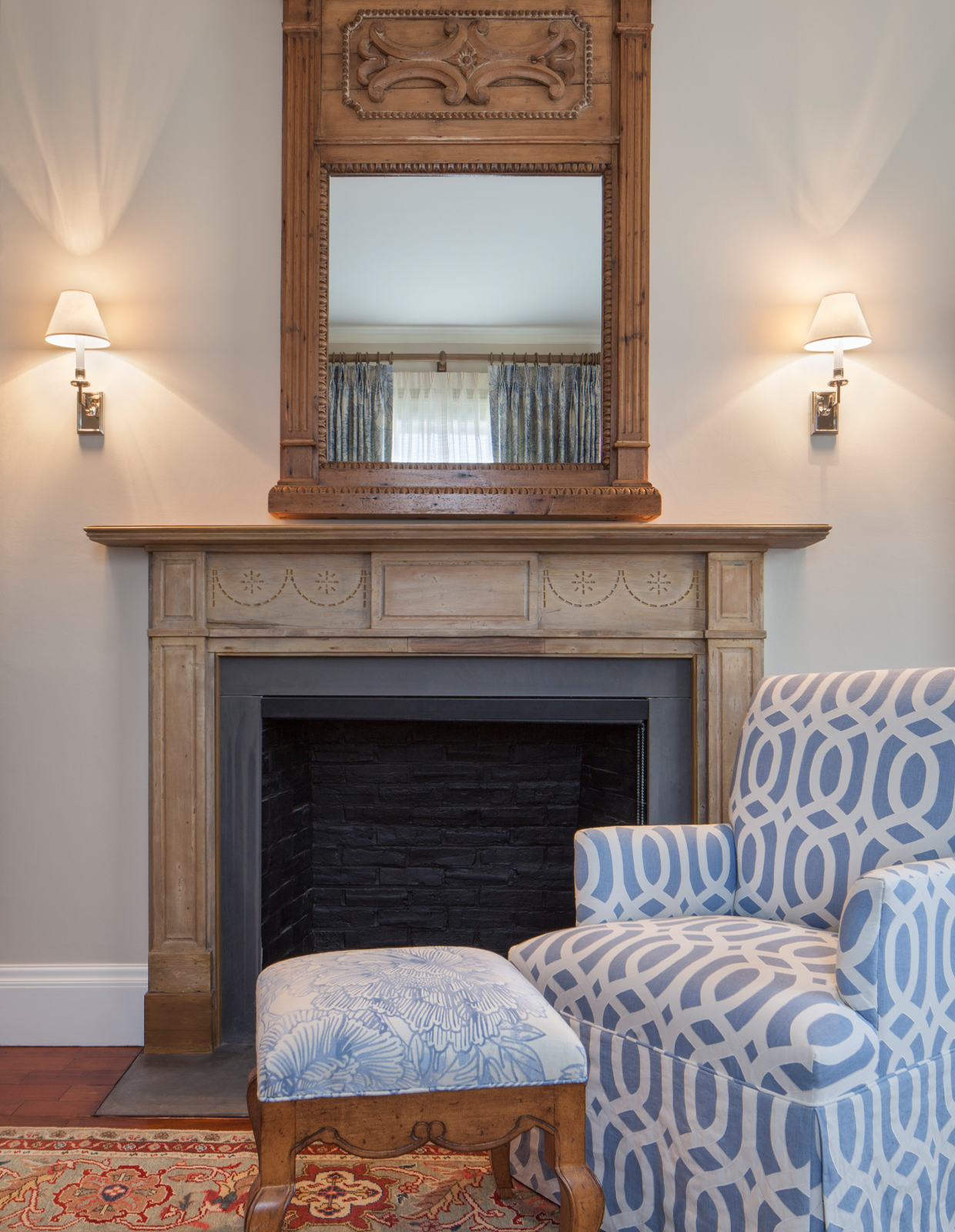rockcliff fireplace mantle