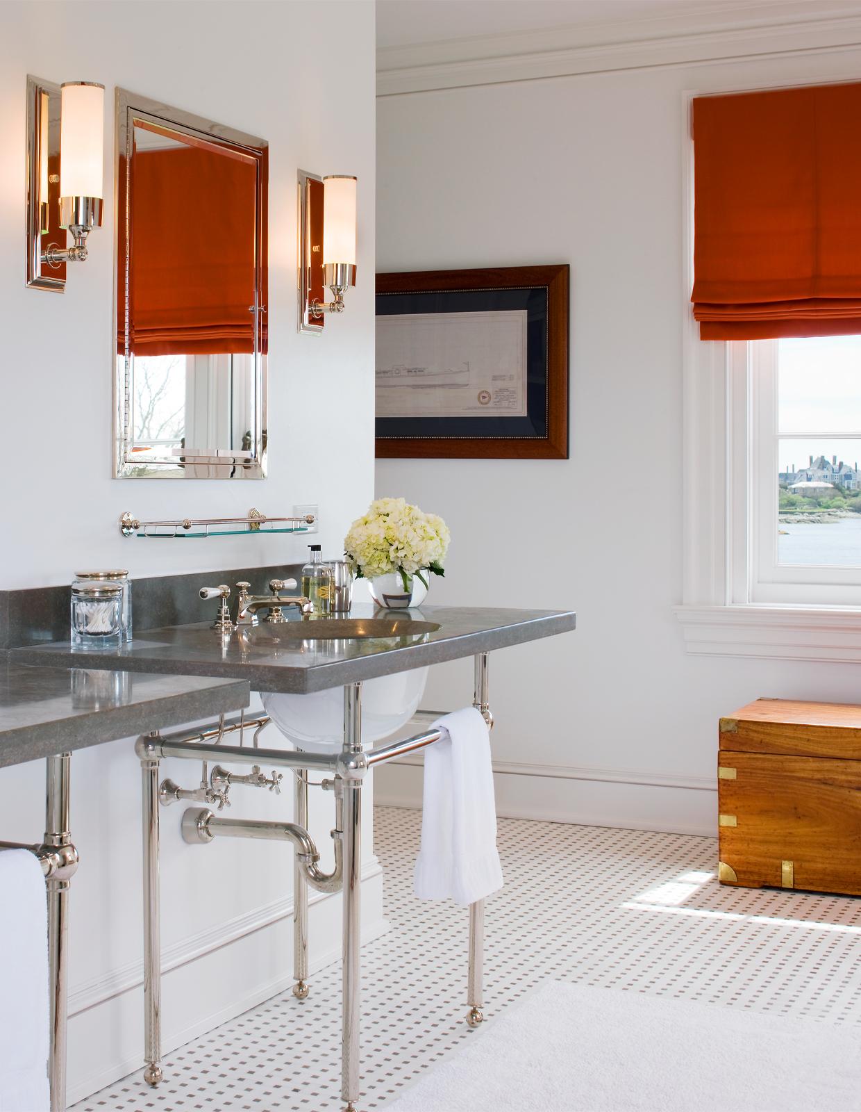 rhode island modern bathroom