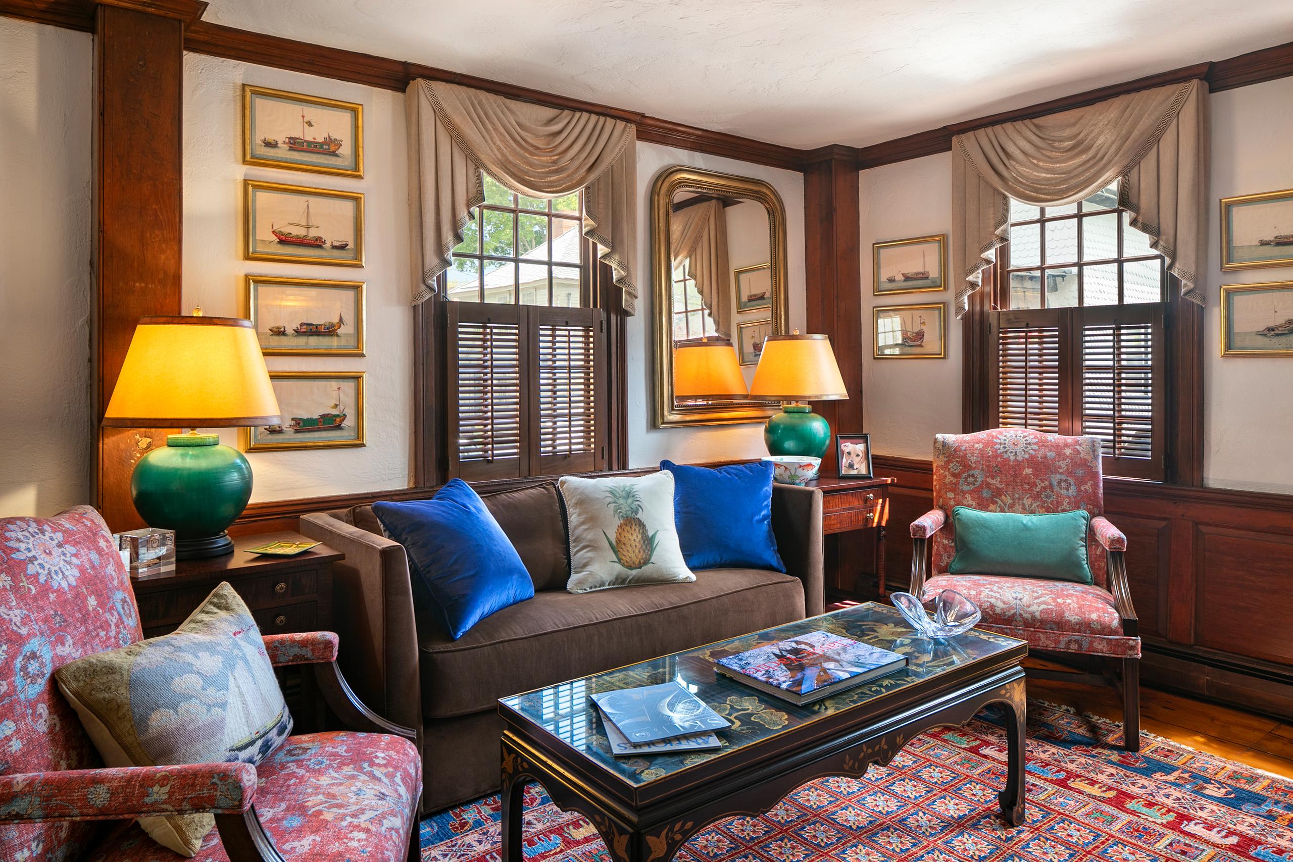 formal living room design